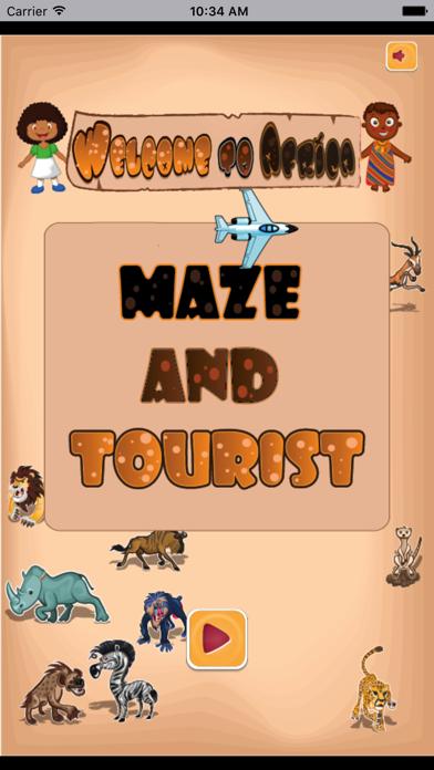 旅客走迷宫-超具挑战的益智小游戏 screenshot one