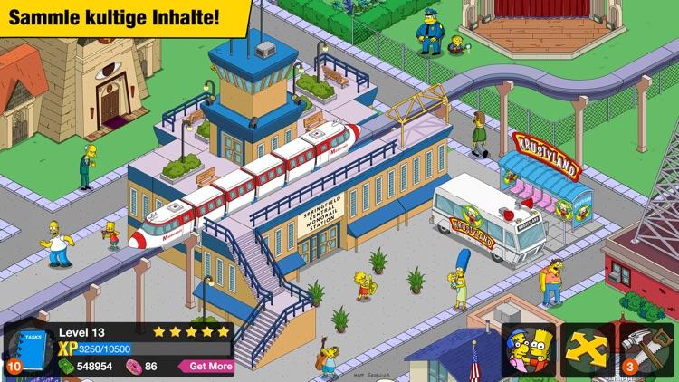 Die Simpsons™: Springfield screenshot-3