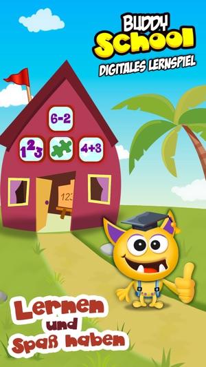 Buddy School: Arithmetik spiel Screenshot