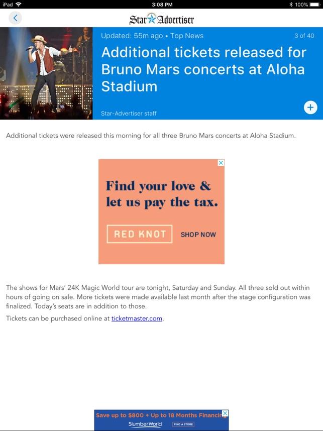 Honolulu Star-Advertiser on the App Store