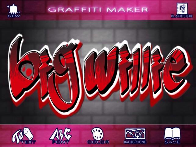Graffiti Art Maker Lite On The App Store