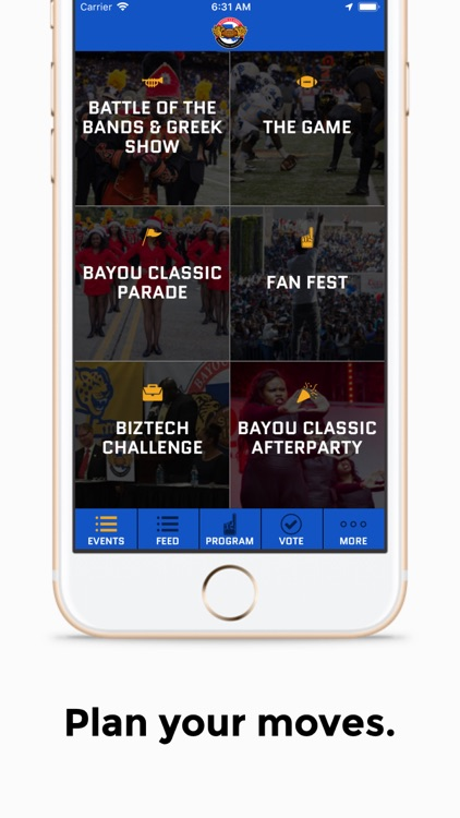 Bayou Classic