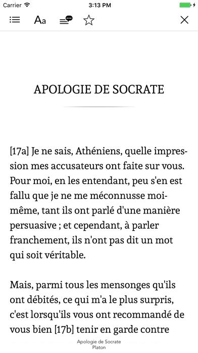 Philosophie (Anthologie de la) Screenshot 3