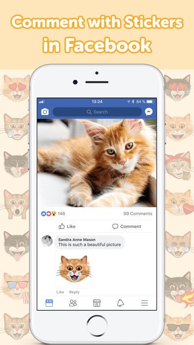 CatMoji - Cat Emoji Stickers screenshot 3