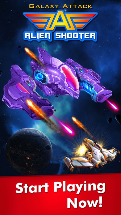 download Galaxy Attack: Alien Shooter apps 3