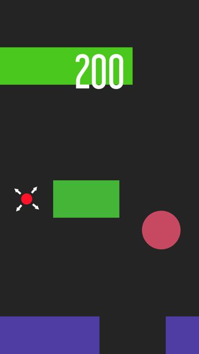 Wall Ball Game screenshot two