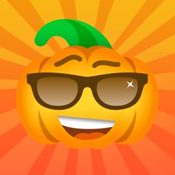 Halloween Pumpkin Emoji Pack