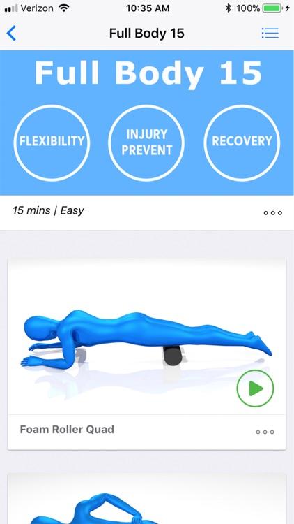 Foam Rolling Exercises screenshot-3