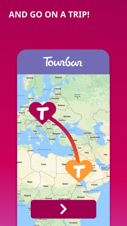 TourBar - Chat, Meet & Travel screenshot-3