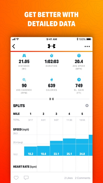 Map My Ride By Under Armour App Price Drops - Map my distance