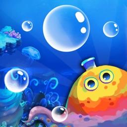 吹泡泡—单机吹气泡大作战