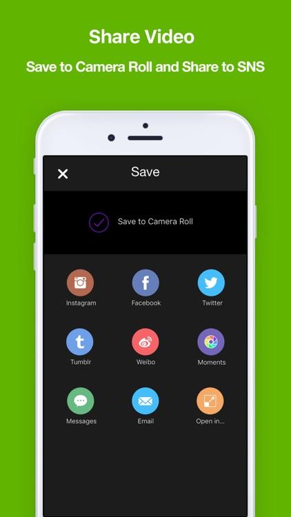 LIKE -Text & Music Video Maker screenshot-4