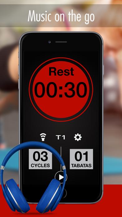Tabata Timer Pro - Workout Timer for Tabataのおすすめ画像3