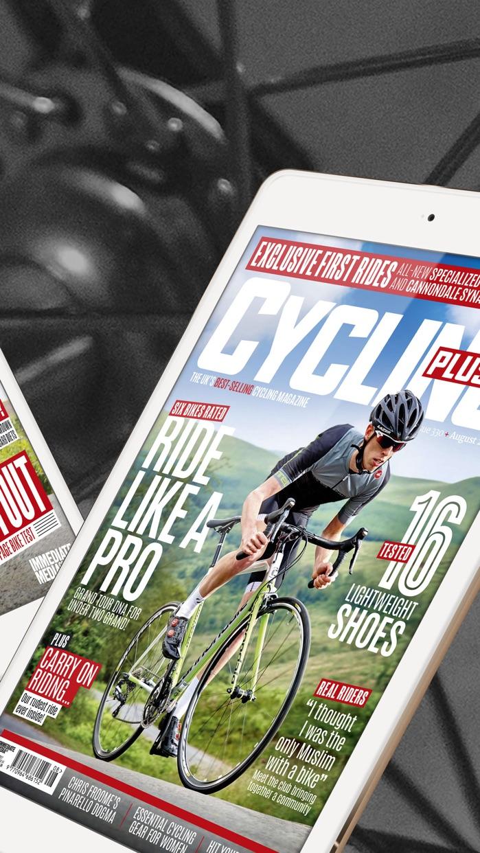 Cycling Plus Magazine Screenshot