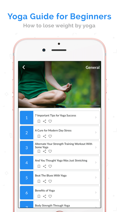 Yoga for Beginners by Video screenshot four