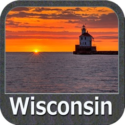 Wisconsin Lakes Fishing Charts