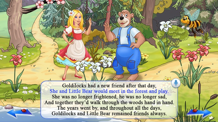 Goldilocks & the 3 Bears Book screenshot-4