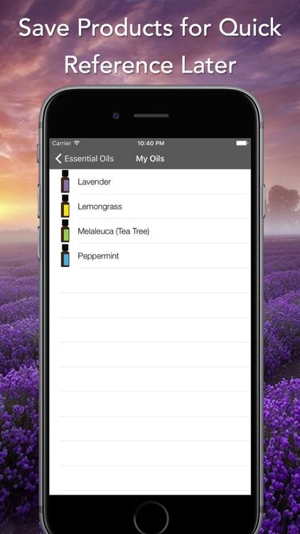 Essential Oils for doTERRA screenshot-4