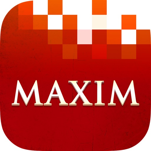 MAXIM — самый мужской журнал