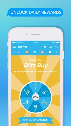 Wish Blitz Buys