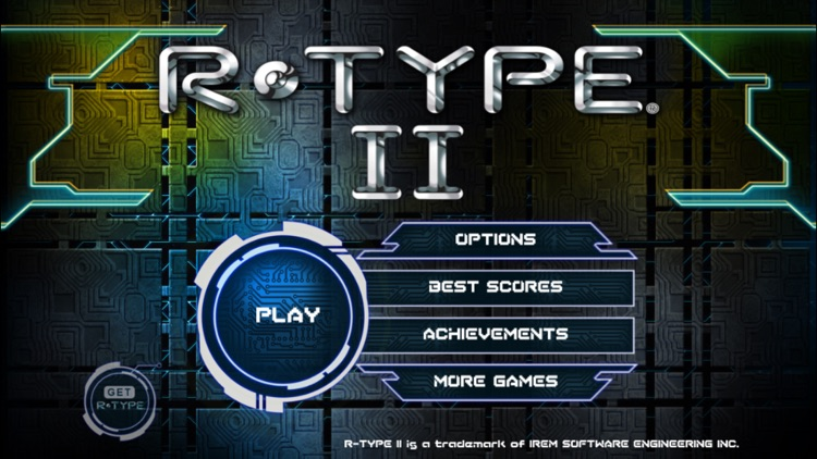 R-TYPE II screenshot-0