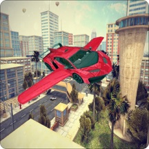 Ultimate Flying Car Driving 3D