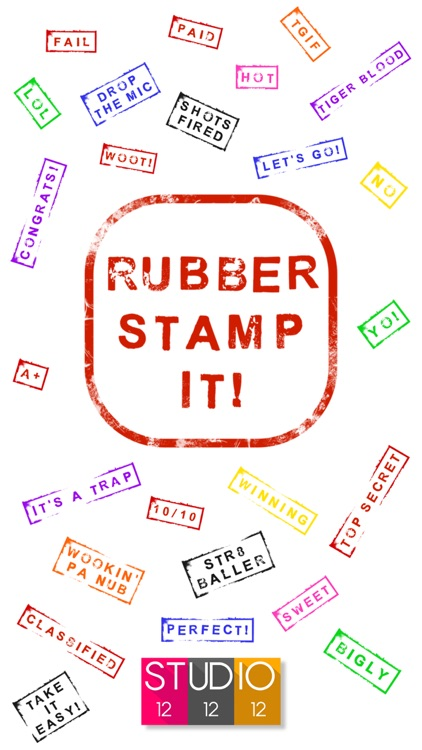 Rubber Stamp It!