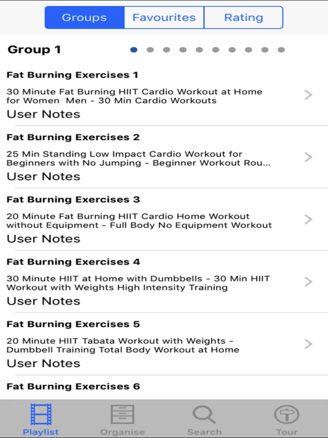 Fat Burning Exercises On The App Store