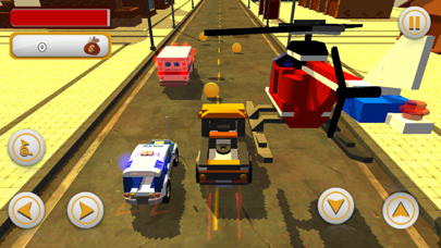 Crazy Kids Car Racing screenshot three