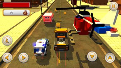 Сумасшедшие Детские Автомобиль Скриншоты4