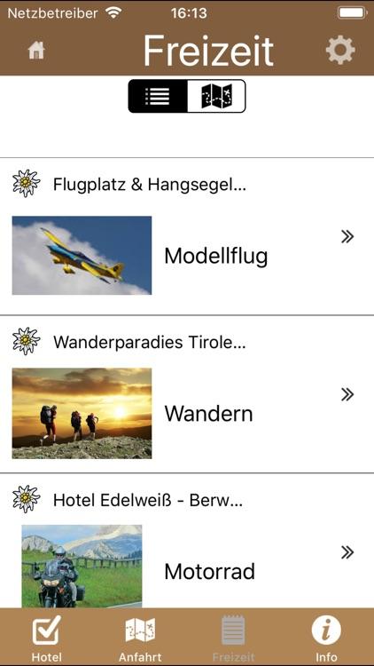 Hotel Edelweiss Berwang screenshot-3