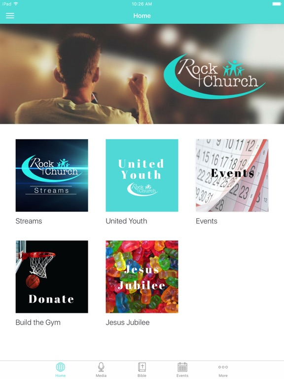 Rock Church Franklin screenshot 4