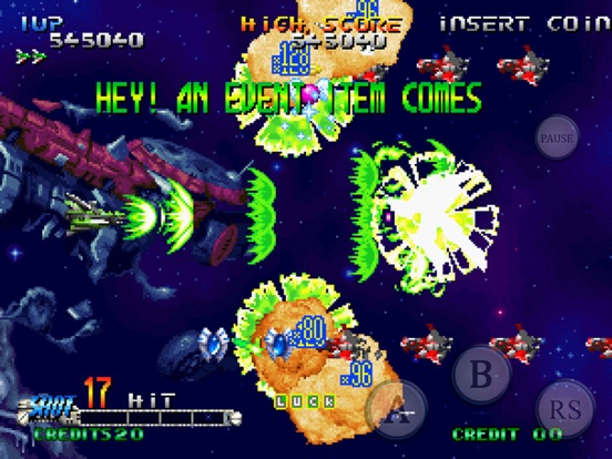 BLAZING STAR Screenshots