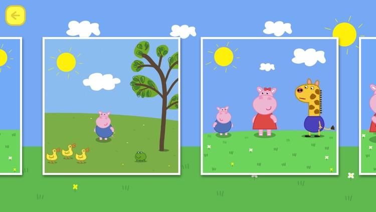 Peggy Hippo - Muddy Puddles screenshot-3