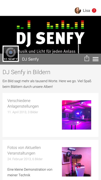 DJ Senfy by Tobit.Software