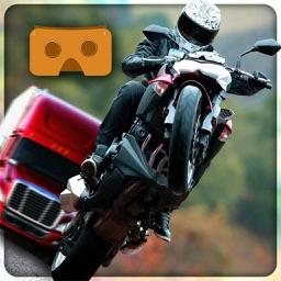 VR Traffic Racing Rider Asphal