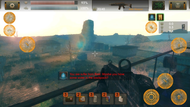 The Sun: Origin screenshot-3