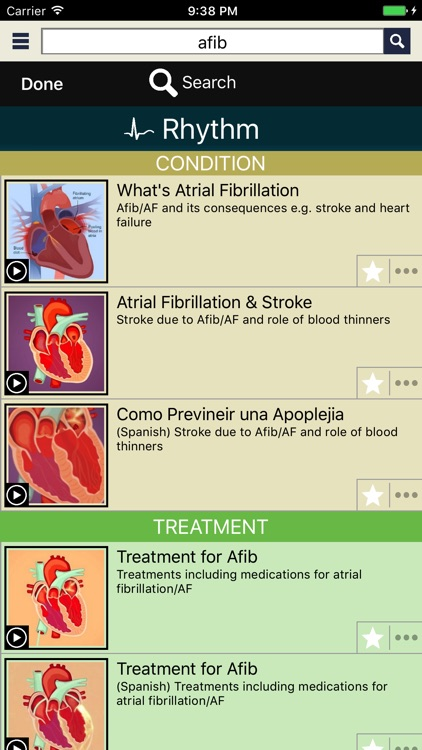 CardioVisual: Heart Health Built by Cardiologists screenshot-3