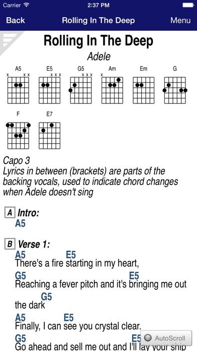 Guitartapp Pro Tabs Chords Apprecs
