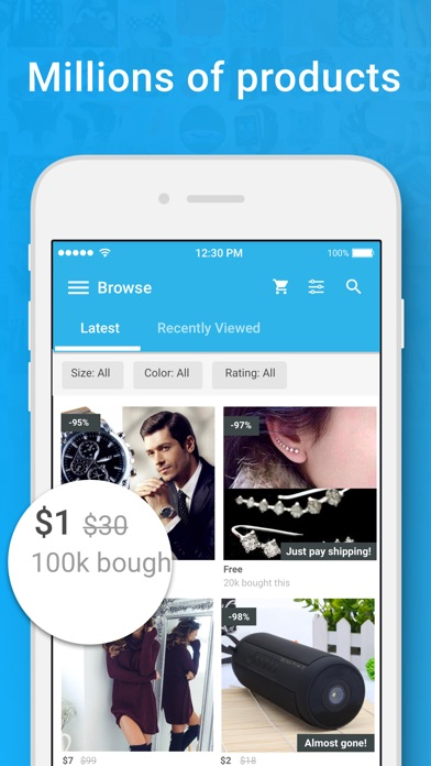 download Wish - Shopping Made Fun apps 3
