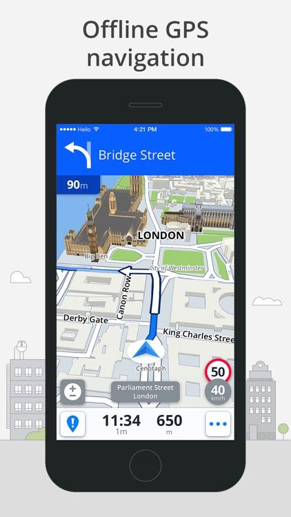 Sygic World: GPS Navigation