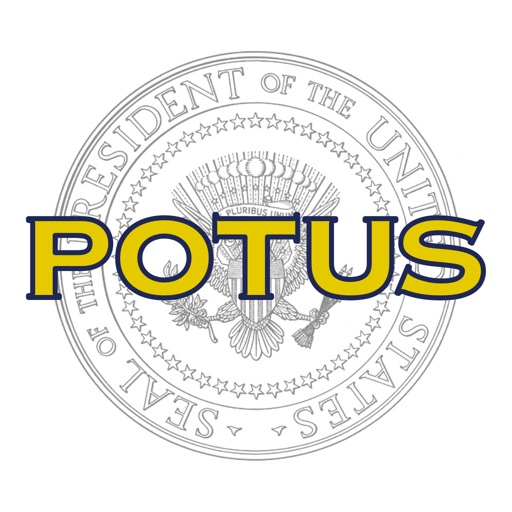 POTUS - US Presidents Stickers