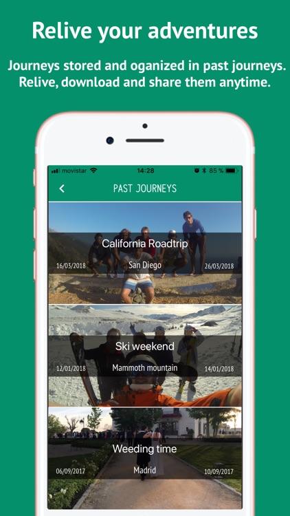 SHPACK - Travel photo sharing screenshot-4