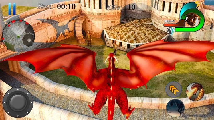 Flying Dragon Simulator 2017