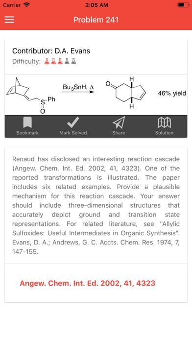 apoc - Organic Chemistry screenshot two
