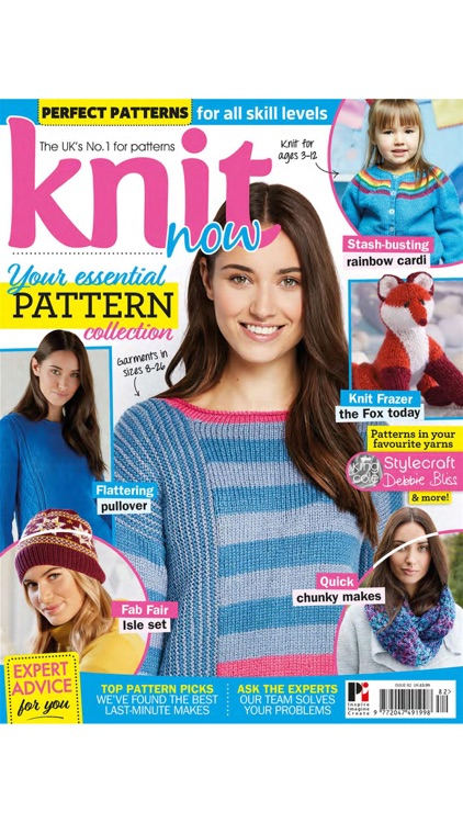 Knit Now Magazine screenshot-3