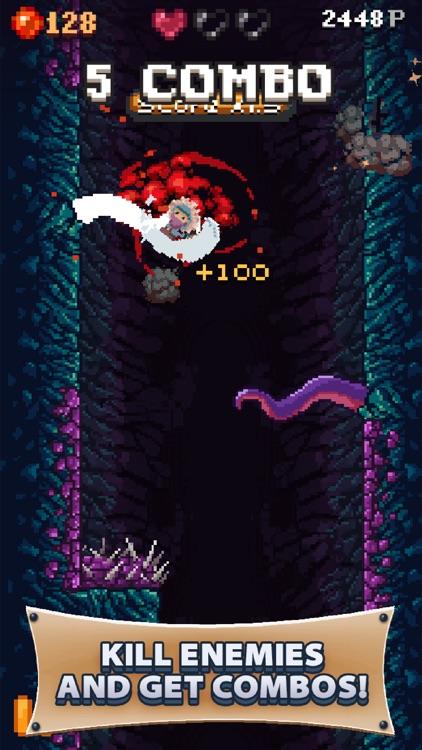 Cavefall: Endless Adventure screenshot-3