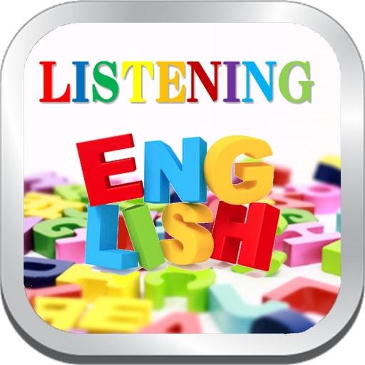 英会話リスニングを問題と動画で学べるアプリ
