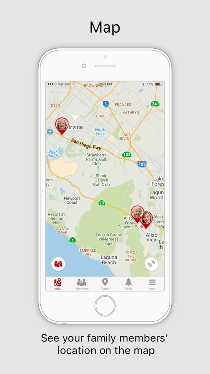 VZ Family Locator screenshot-4