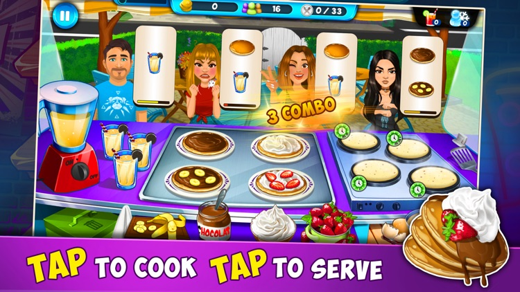 Tasty Chef - Cooking Games screenshot-0